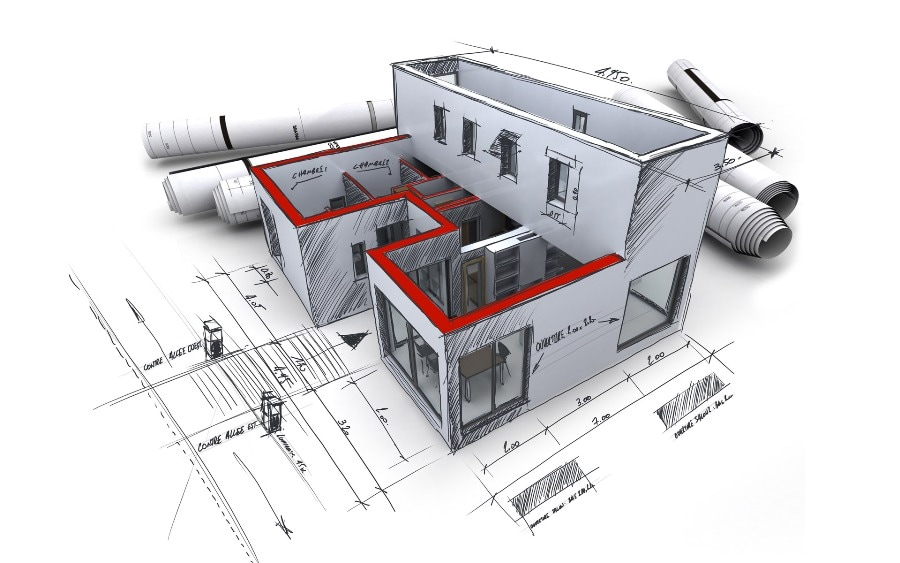 Genial 4 Advantages Of 3D CAD Modeling For Architectural Design Drafting  Professionals